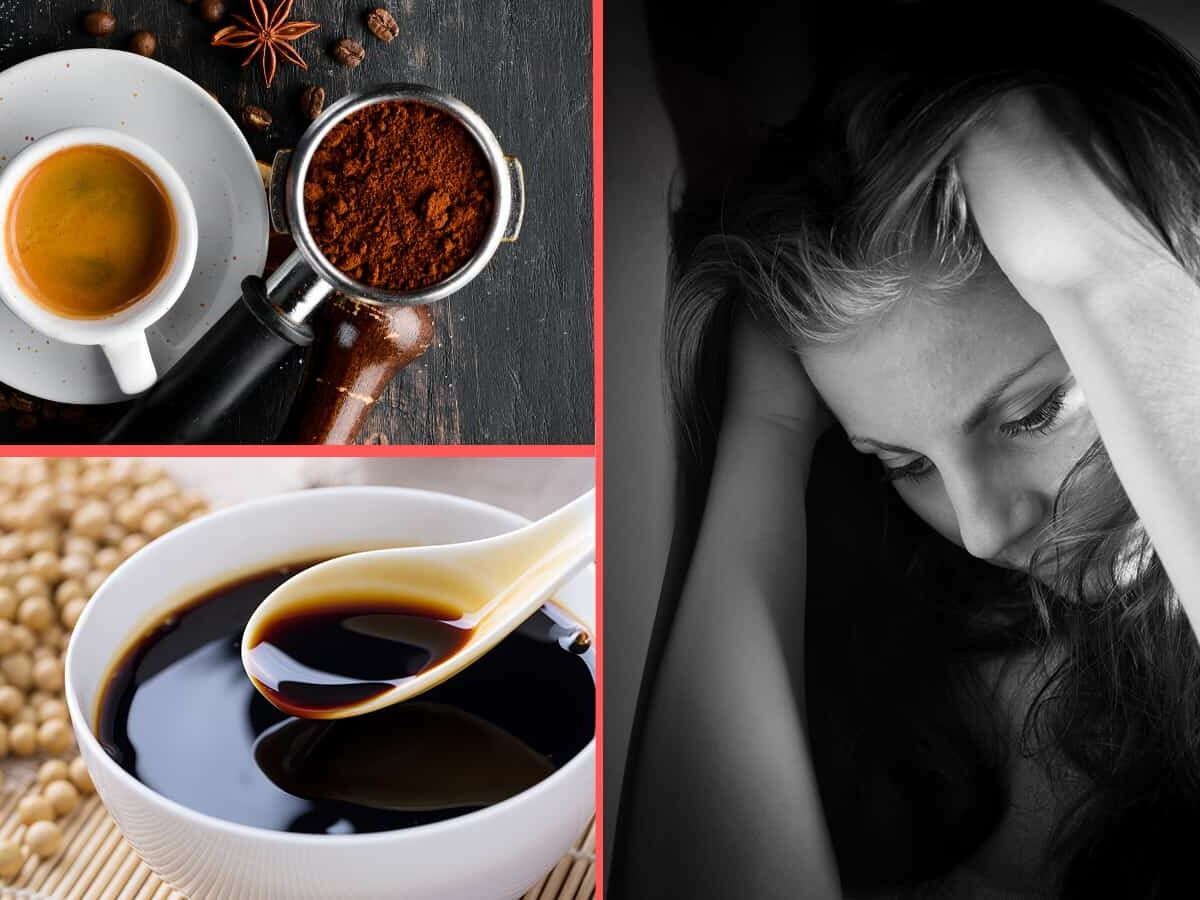 Anxiety Causing Foods: Coffee, Gluten & Dairy